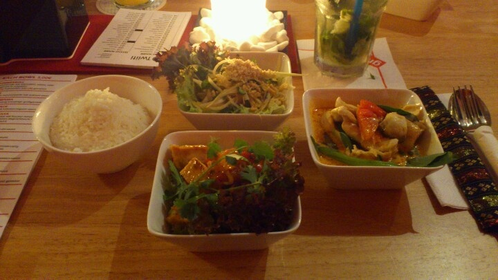 I love the new restaurant Twiiti in Aachen!