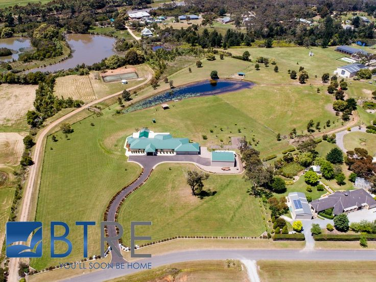 Kinfauns With The Lot! - 10 Acre Lifestyle Property  #Victoria #Bittern #ForSale #FarmProperty #RealEstate