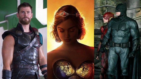 Fall movie preview: What to watch if you're obsessed with superheroes Everything Else #PS4Live