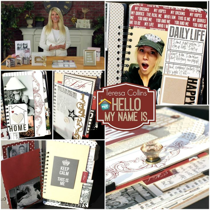 My literary scrapbook a personal journey