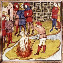 A instituição da Inquisição persistiu até o início do século XIX...