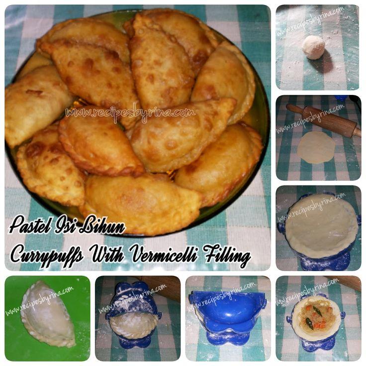 Pastel Renyah Isi Bihun Sayur ~ Recipes By Rina