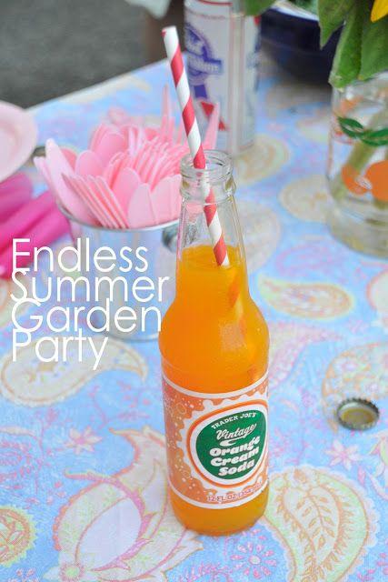 garden party | Parties | Pinterest