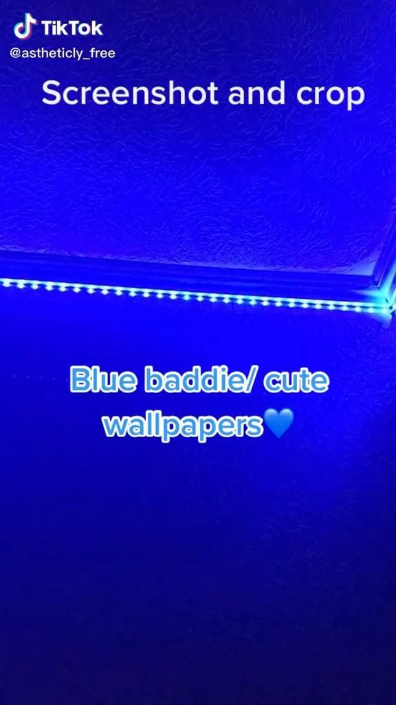 Blue Baddie Cute Wallpaper Video Cool Backgrounds Wallpapers Bad Girl Wallpaper Baby Blue Aesthetic
