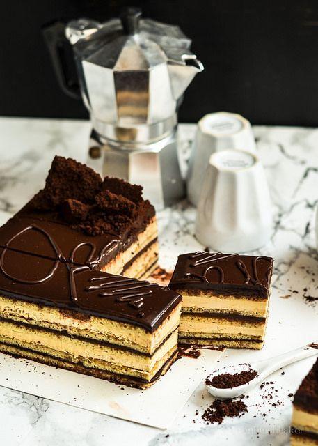 opera cake (4 of 1) by ricepaperdollz, via Flickr