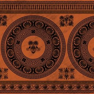 Greek Ornamental Brushes - Photoshop brushes