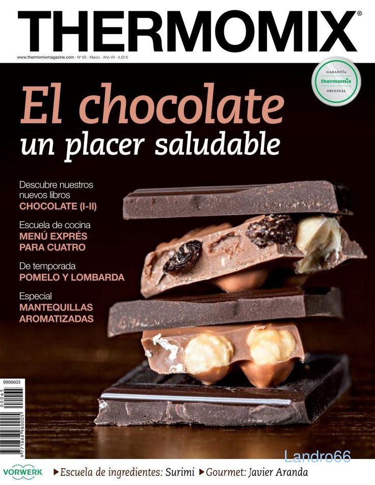 ISSUU - Revista thermomix nº65 el chocolate un placer saludable de argent