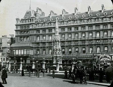 Charing Cross Hotel 1892