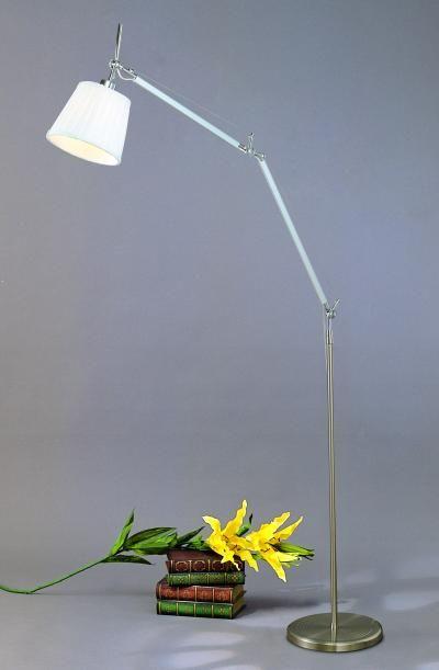 Luminária de Chão Articulada - Luminare