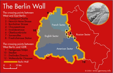 a history of east and west germany in the years of their separation