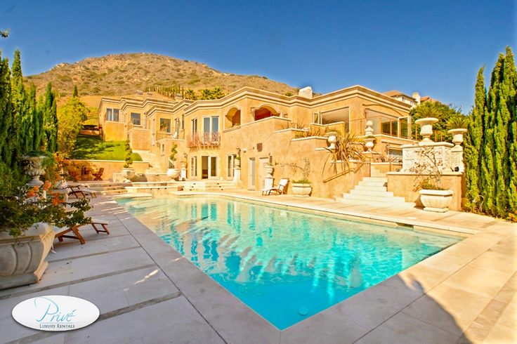 18 best ideas about los angeles luxury vacation rentals on for Malibu house rentals for weddings