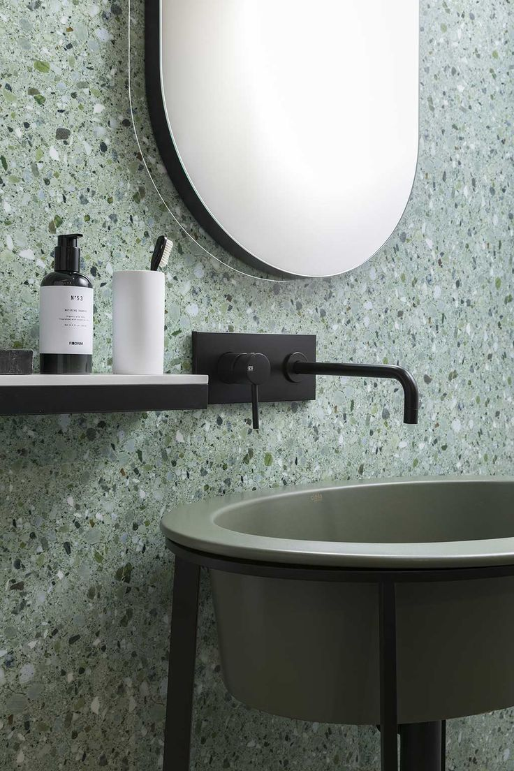 Artwork terrazzo look tiles casamood florim ceramiche materials and surfaces in 2019 - Casamood ceramiche ...