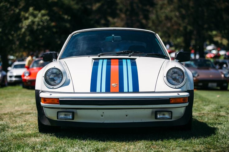 Love Porsche? You'd Feel At Home At The Werks Reunion hosted during Monterey Car Week 2015. #Porsche #lease #Monterey