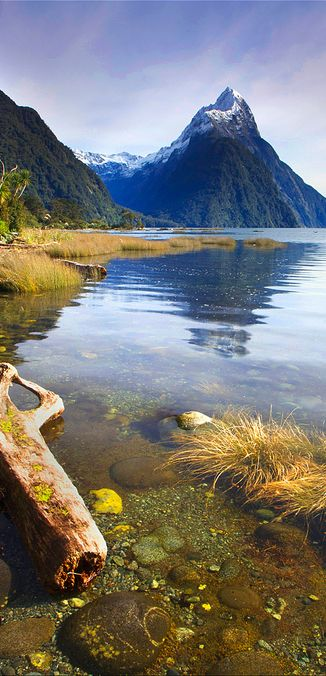 Fiordland National Park, South Island, New Zealand