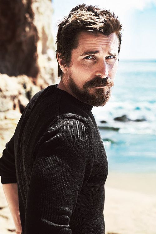 First thing on the agenda...Christian Bale. Watched four of his movies in the span of a week...new favorite actor and favorite man to look at.