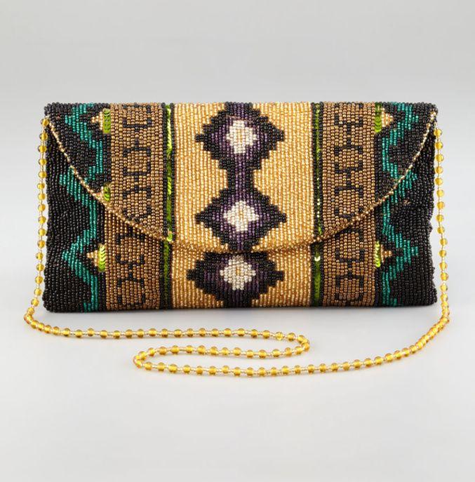 Un sac aztèque chic