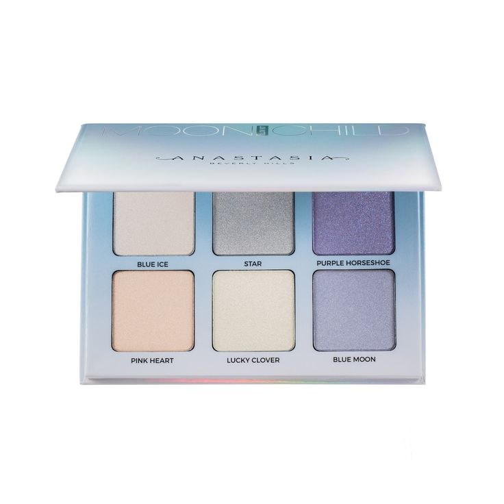 Glow Kit - Moonchild     I love this!! And I found out about it through seeing ABH ad that seamlessly included men into their images..