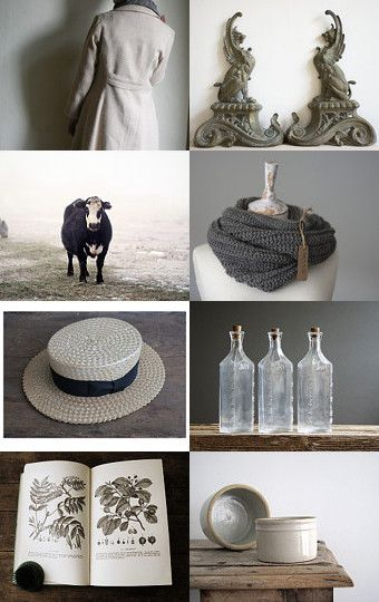 Neutrals by Lydia McCauley on Etsy--Pinned with TreasuryPin.com