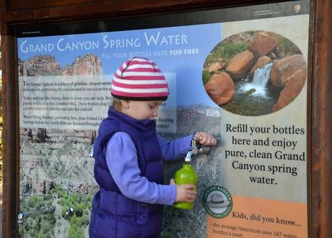 Bottled water companies want to make it illegal for National Parks to kick them out : TreeHugger
