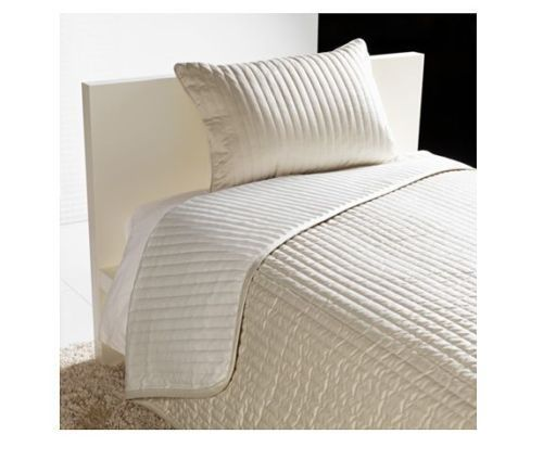 You are bidding for Brand New Ikea Bedspread and cushion Pillow cover Beige 180X280/40X65CM Quantity: Bedspread x1 Cushion Cover x1 Assembled size Bedspread length: 280 cm Bedspread width: 180 cm C…