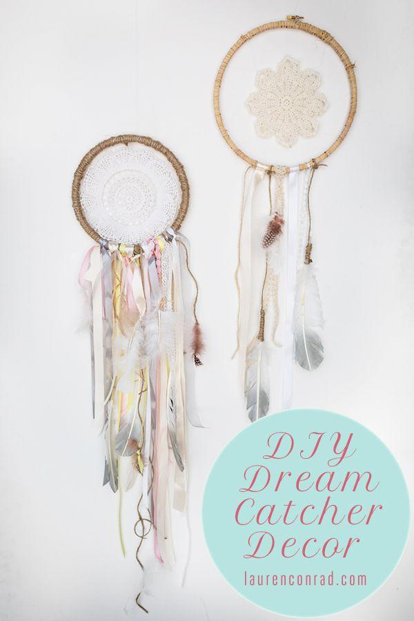 DIY Dream Catchers