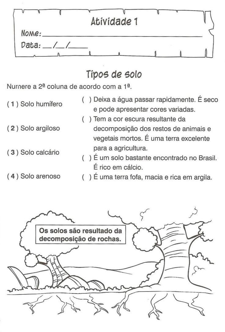 Ciências e Geografia 3° ao 5° ano - Atividades - Exercícios (imprimir)      Formas de Relevo      Animais Vivíparos e Ovíparos      Cobertu...