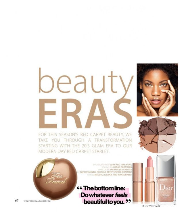 """Beauty Eras"" by daniiela-diiana on Polyvore featuring Schönheit, lilah b. und Christian Dior"
