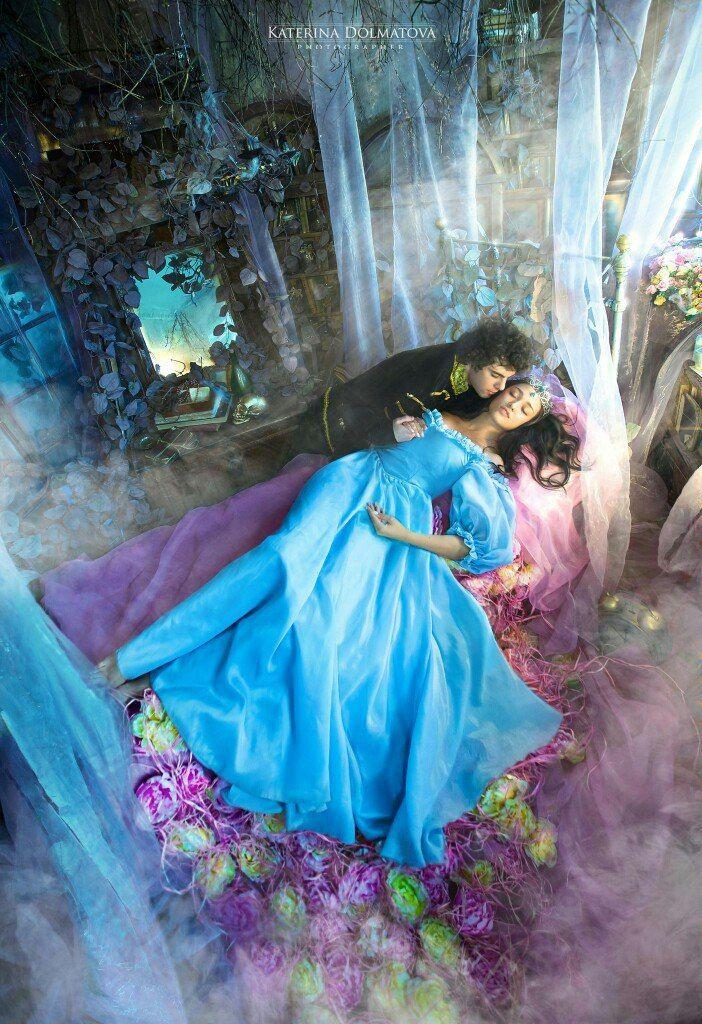 """""""Спящая красавица"""" Автор: Катерина Долматова"""