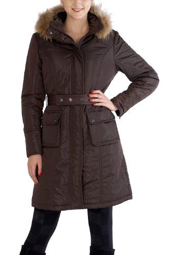 """""""Warm and Fasionable Jessie G Coat for Women"""" - Perfect for a cold night out on the town!"""