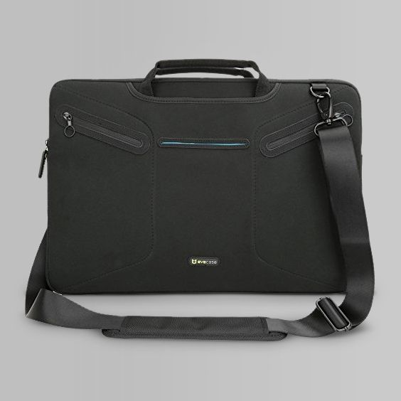 Evecase 116 Inch Laptop 12 Tablet Neoprene Messenger Case With Handle And Carrying Strap Macbook BagCheap MacbookLaptopMan