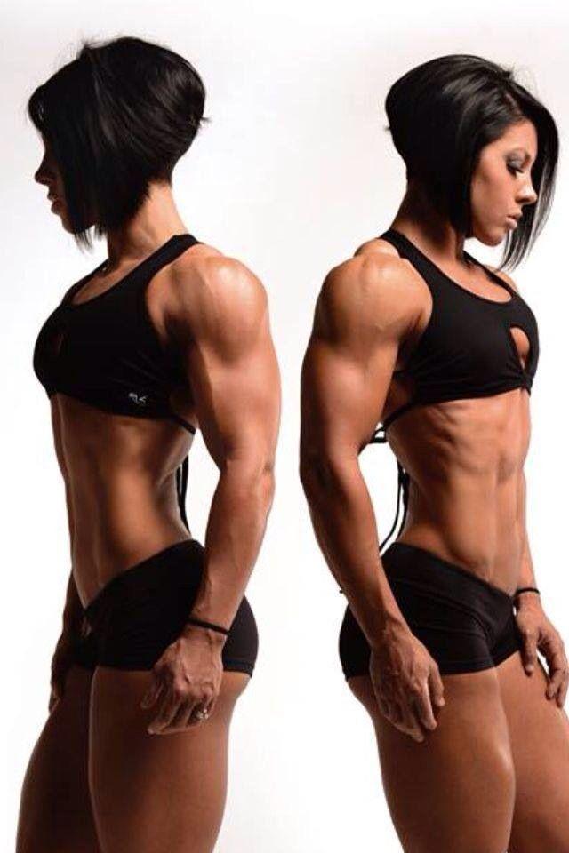 Dana Linn Bailey- my fitness icon Flag 'nor Fail - her business, inspiring