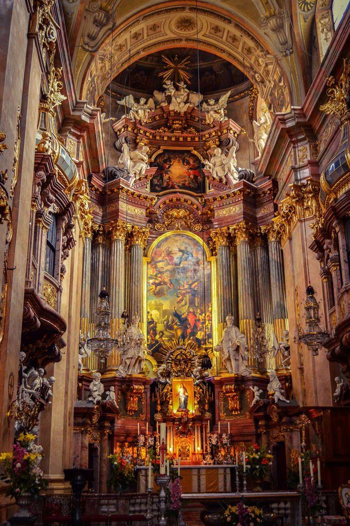 Iglesia de San Pedro, Peterskirche (Vienna - Austria)