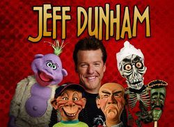 Jeff Dunham: Peanut, Bubba J., Walter, Achmed, Jose Jalapeno on a Stick. I met Jeff 2 yrs ago at a Vent Convention. He is so nice! :)