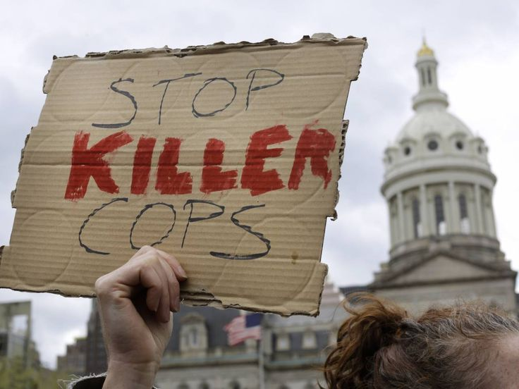 We must disband the police: Body cameras aren't enough -- only radical change will stop cops who kill
