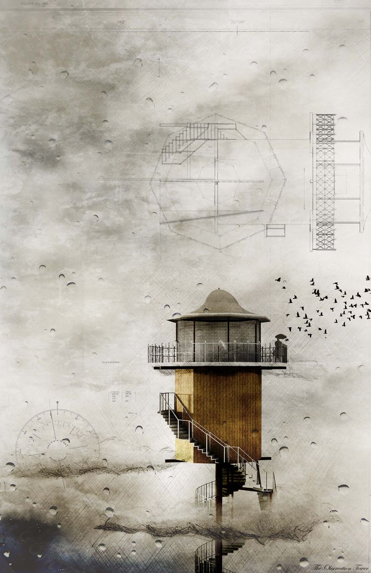 The Observation Station: the architecture of solitude www.douglasfenton.co.uk