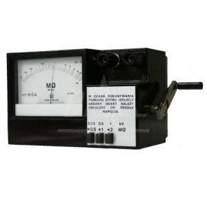 Zdjęcie produktu: IMI-33 indukt.mier.rez.izol. 250/500/1000V z futerałem