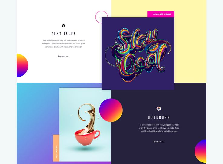 2017 Design Trends Guide on Behance