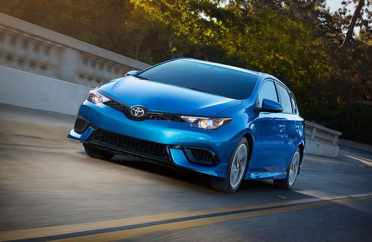 Image for 2017 Toyota Corolla iM Hatchback iPhone Wallpaper