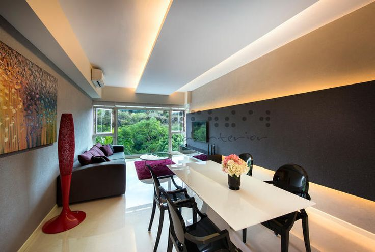 How To Conceal Electrical Trunking In Hdb Flats Home