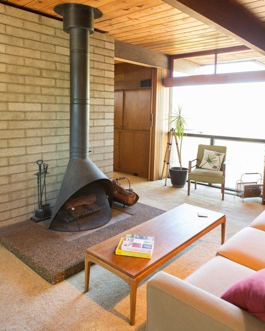Real Life Design: Homes with Serious Mid-Century Style