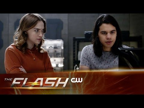 The Flash | Into The Speed Force Scene | The CW - YouTube