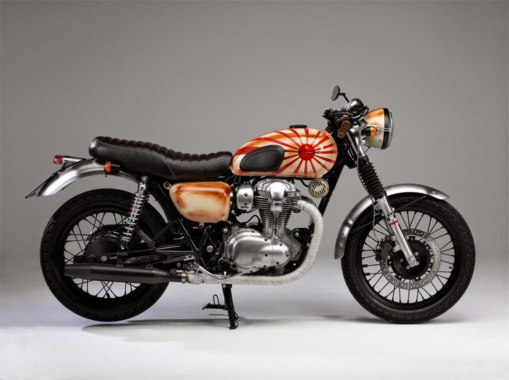 101 best paint schemes images on pinterest | cafe racers, custom