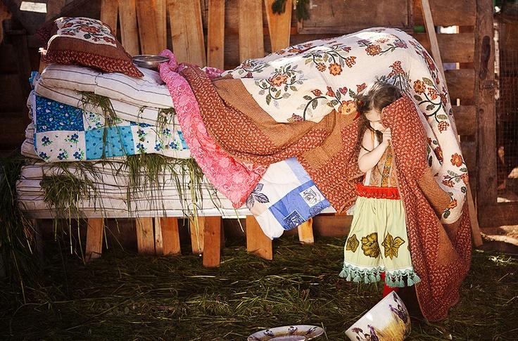 Boho Chic on the farm    Photographer - Elena Voronzova  www.voronzovaelena.ru  Kids Fashion Designer & stylist - Anastasiya Kurbatova