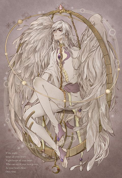 Cardcaptor Sakura - Yue