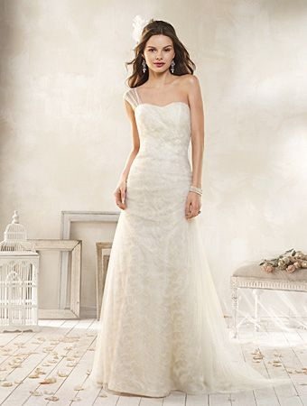 Alfred Angelo Wedding Dress Style 8512