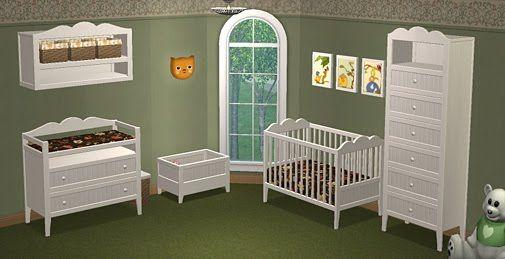 Hansen Nursery Sims 2 Play Ts2 Baby Amp Children