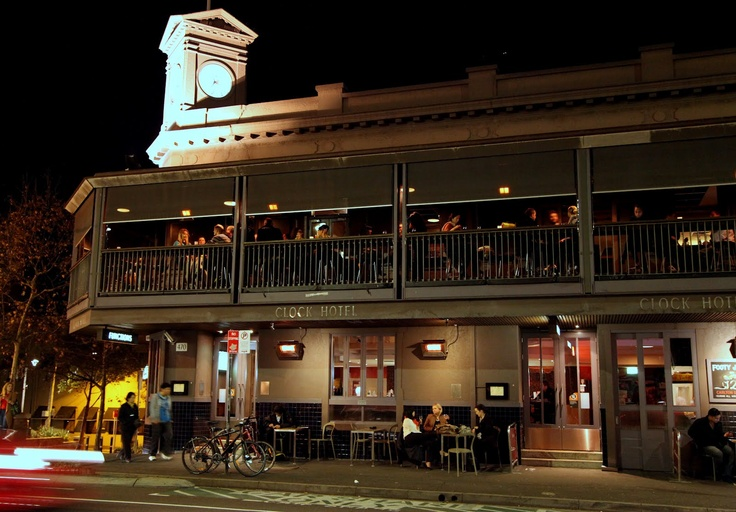The Clock Hotel, Surry Hills, Sydney