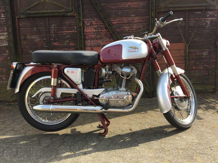 """#Ducati #TS #Turismo #vintage #175 """"oldschool #restore #1961 #love #Original #OEM #fastonce"""