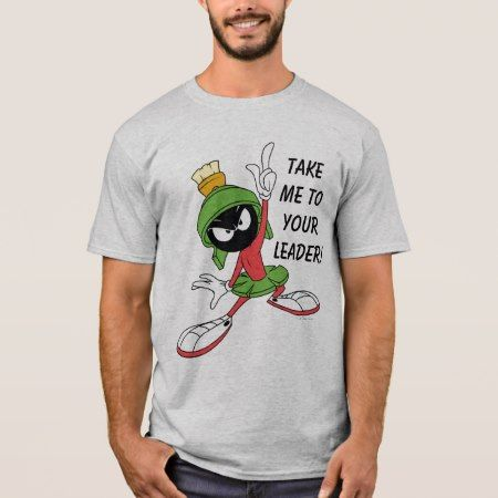 MARVIN THE MARTIAN™ Proclamation T-Shirt - click to get yours right now!