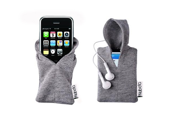 funda iphone hoody
